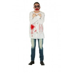 Déguisement adulte camisole Halloween