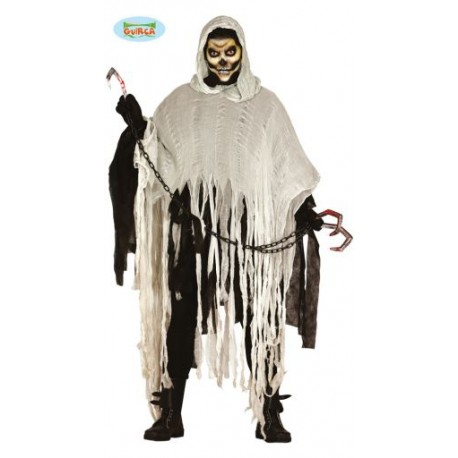 Déguisement adulte cape zombie Halloween