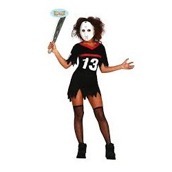 Déguisement adulte hockey femme Halloween