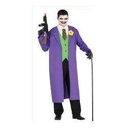 Déguisement adulte joker Halloween