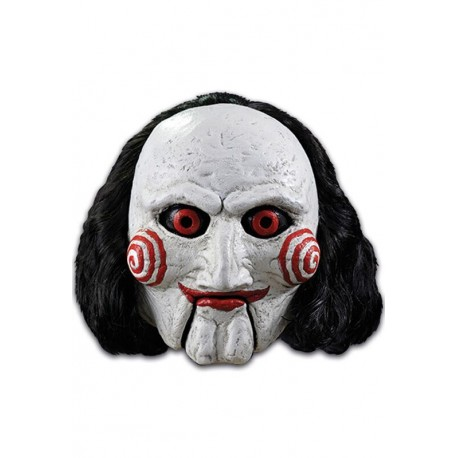 Masque latex clown Saw