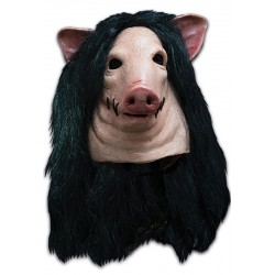 Masque latex cochon Saw