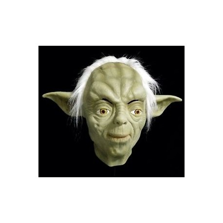 Masque latex Yoda